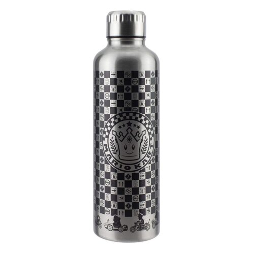 Paladone Mario Kart Metal Water Bottle
