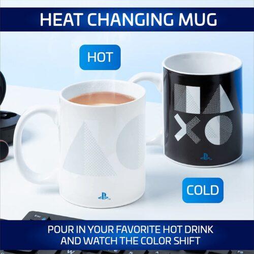 Paladone Playstation Heat Change Mug PS5