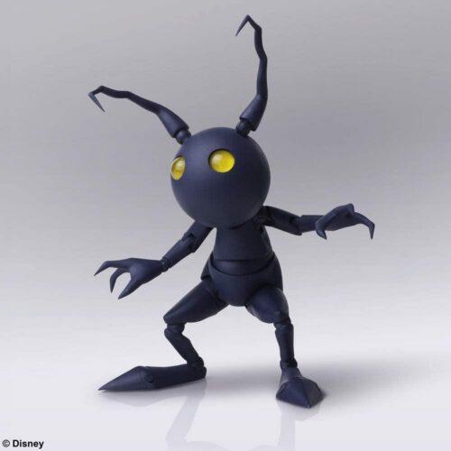 Kingdom Hearts III (3) Bring Arts Shadow Set