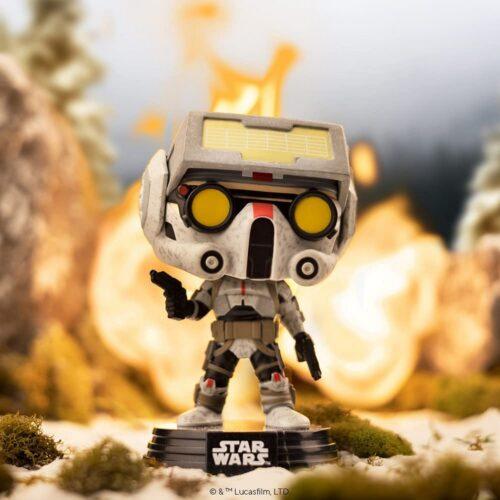 POP! Star Wars: The Bad Batch – Tech Vinyl Bobble-Head