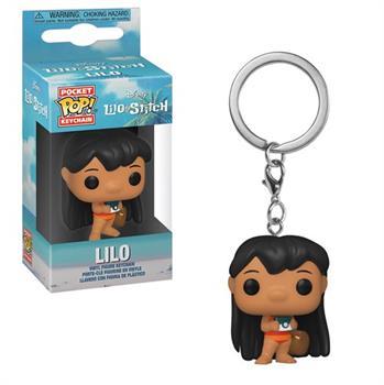 Private: POP! Pocket Keychain: Lilo  Stitch – Lilo with Camera