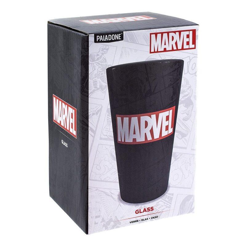 Marvel – Logo Glass, 400ml