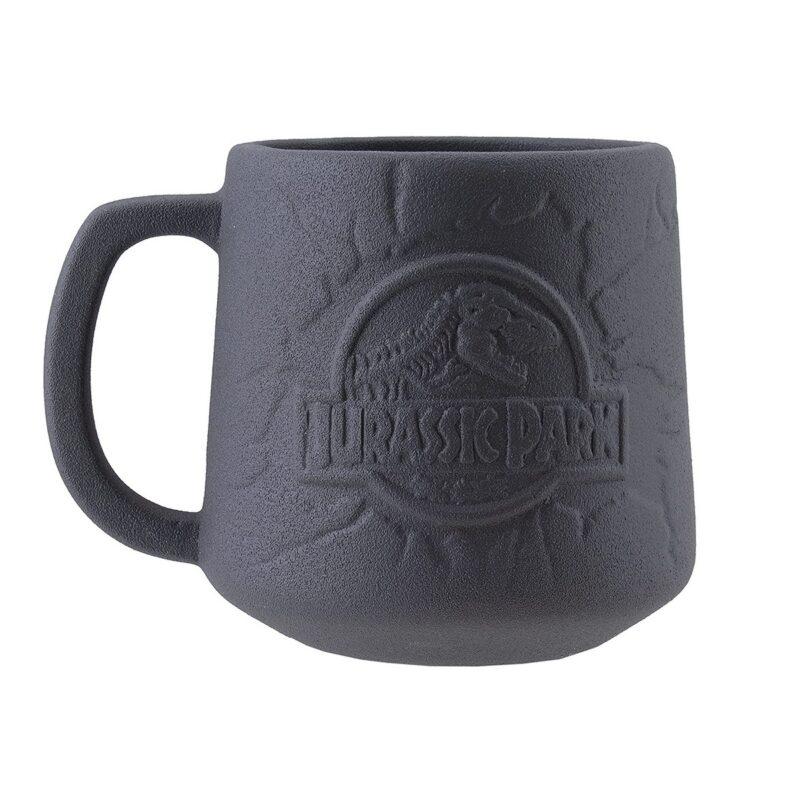 Jurassic Park – Logo Embossed Mug, 500ml