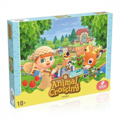Animal Crossing: New Horizons – Characters Puzzle, 1000 Pieces