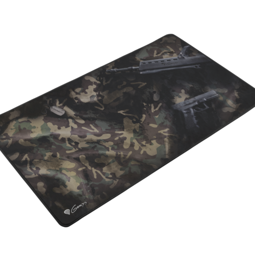 Private: GENESIS Carbon 500 Mouse Pad, MAXI CAMO 900x450mm, Multicolor