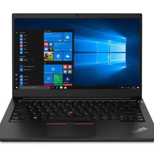 "Lenovo ThinkPad E14 Gen 3 Black, 14 "", IPS, FHD, 1920×1080, Anti-glare, AMD, Ryzen 7 5700U, 16 GB, Soldered DDR4, SSD 256 GB, AMD Radeon Graphics, No Optical drive, Windows 10 Pro, 802.11ax, Bluetooth version 5.2, Keyboard language Nordic, Keyboard backlit, Warranty 12 month(s)"
