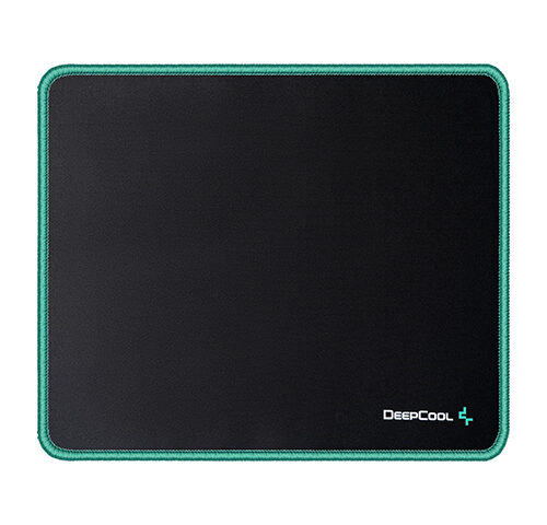 Deepcool PREMIUM CLOTH GAMING MOUSE PAD, GM800, Black surface, DeepCool green edge