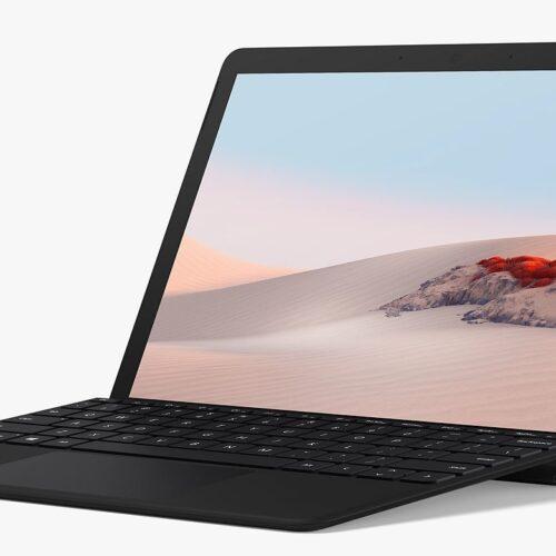 "Microsoft Surface Go 2 Platinum + Surface GO Type Black, 10.5 "", Touchscreen, 1920 x 1280 pixels, Intel Pentium, Gold 4425Y, 8 GB, SSD 128 GB, Intel UHD 615, Windows 10 Home in S mode, 802.11a/b/g/n/ac/ax, Bluetooth version 5.0, Warranty 24 month(s)"