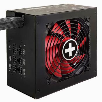 Power Supply|XILENCE|650 Watts|Efficiency 80 PLUS BRONZE|PFC Active|XN085