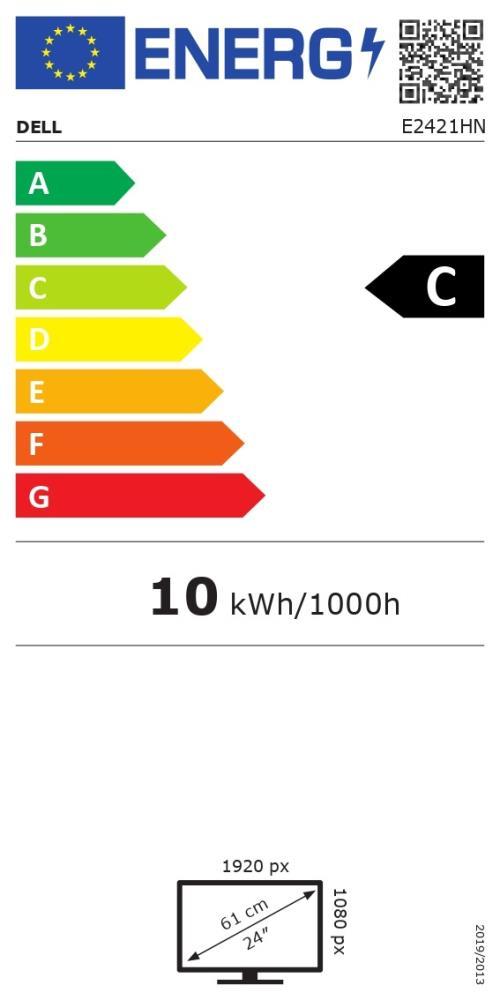 LCD Monitor|DELL|E2421HN|23.8″|Business|Panel IPS|1920×1080|16:9|Matte|8 ms|Tilt|210-AXMC