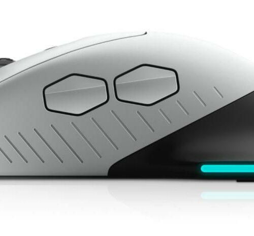 MOUSE USB OPTICAL WRL AW610M/545-BBCN DELL