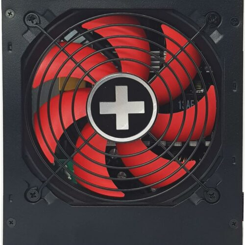 Power Supply|XILENCE|550 Watts|Efficiency 80 PLUS BRONZE|PFC Active|XN215