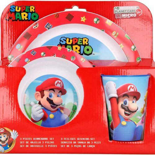 Super Mario – Kids Lunch Set