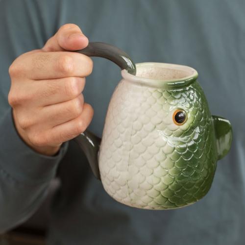 Gift Mug- Fishing