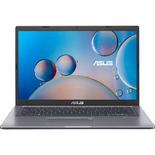 "Asus X415JA-EB972T Slate grey, 14 "", IPS, FHD, 1920 x 1080 pixels, Anti-glare,  Intel Core i5,  1035G1, 8 GB, 4GB DDR4 on board + 4GB DDR4 SO-DIMM, SSD 512 GB, Intel UHD graphics, No ODD, Windows 10 Home, 802.11ac, Bluetooth version 4.1, Keyboard backlit, Battery warranty 12 month(s)"