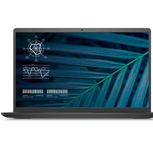 "Dell Vostro 15 3510  Black, 15.6 "", WVA, FHD, 1920 x 1080, Anti-glare, Intel Core i3, i3-1115G4, 8 GB, SSD 256 GB, Intel UHD Graphics, No Optical drive, Windows 10 Home, 802.11ac, Bluetooth version 5.1, Keyboard language English, Keyboard backlit, Warranty 36 month(s), Battery warranty 12 month(s)"