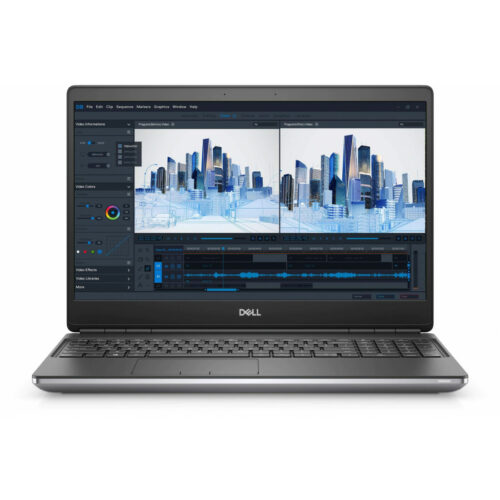 "Dell Mobile Precision 7560  Silver, 15.6 "", IPS, FHD, 1920 x 1080 pixels, Anti-glare, Intel Core i9, i9-11950H, 16 GB, DDR4, SSD 512 GB, NVIDIA RTX A3000 w, GDDR6, 6 GB, No ODD, Windows 10 Pro, 802.11ax, Bluetooth version 5.2, Keyboard language English, Keyboard backlit, Warranty 36 month(s), Battery warranty 12 month(s)"