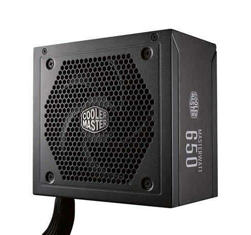 Private: Cooler Master MasterWatt Semi-Modular 650 650 W